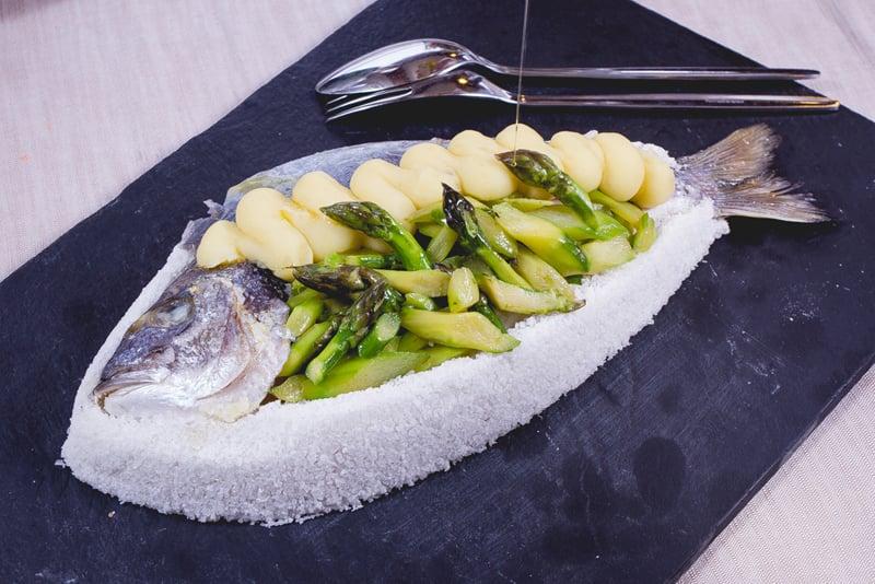 Ristorante Bagno Italia Marina Di Pisa : Pesce al sale ristorante bagno italia yelp