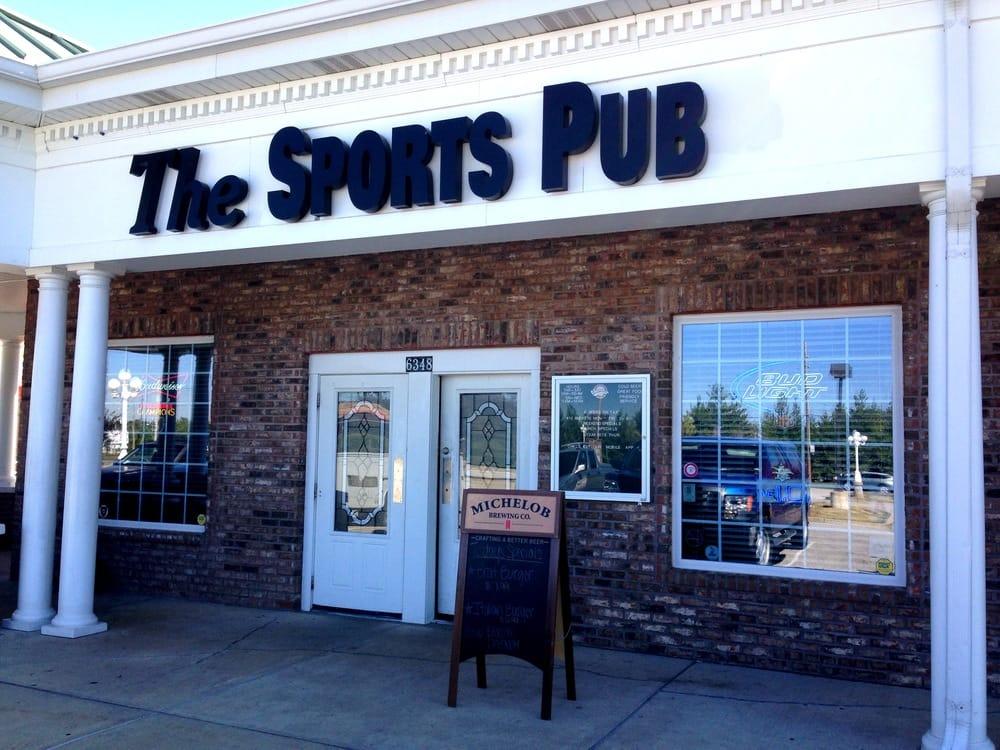 Oakville  Sports Pub: 6348 Telegraph Rd, Saint Louis, MO