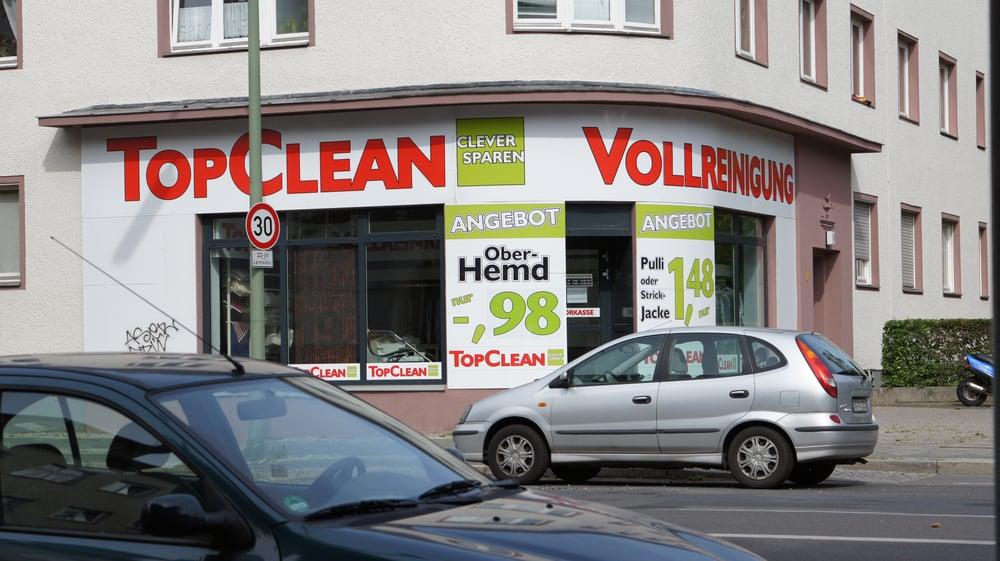 top clean vollreinigung w scherei textilreinigung kaiser wilhelm str 38 steglitz berlin. Black Bedroom Furniture Sets. Home Design Ideas
