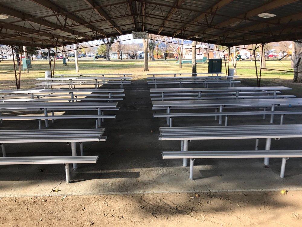 Olsen Park Vets Field CHRPD: 400 Garfield Ave, Coalinga, CA