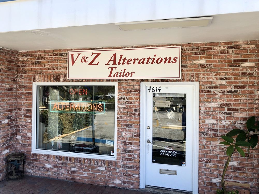 V & Z Alterations: 4614 N Federal Hwy, Lghthse Point, FL