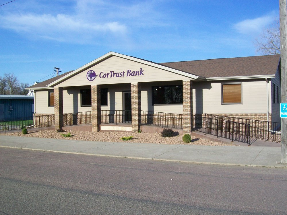Cortrust Bank: 137 N Main St, Artesian, SD