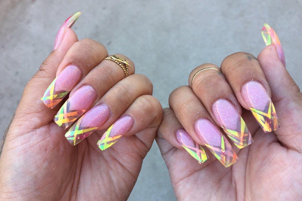 Spa & Nails Fashion: 5250 University Pkwy, San Bernardino, CA
