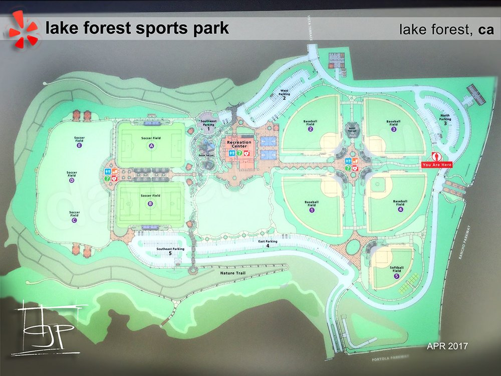 The 86-acre Sports Park opened in November 2014; is one of the ...