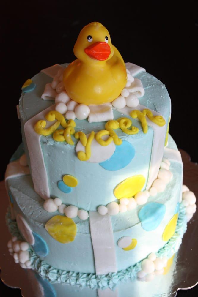 moon cakes takoma park md united states baby shower ducky cake