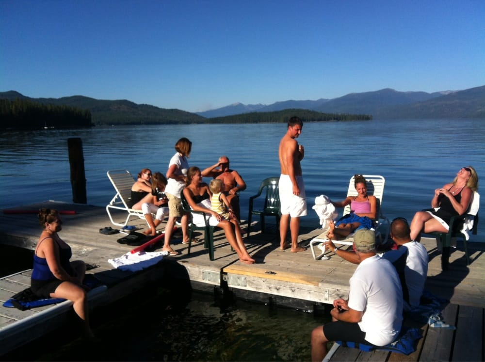 Hill's Resort: 4777 W Lakeshore Rd, Priest Lake, ID