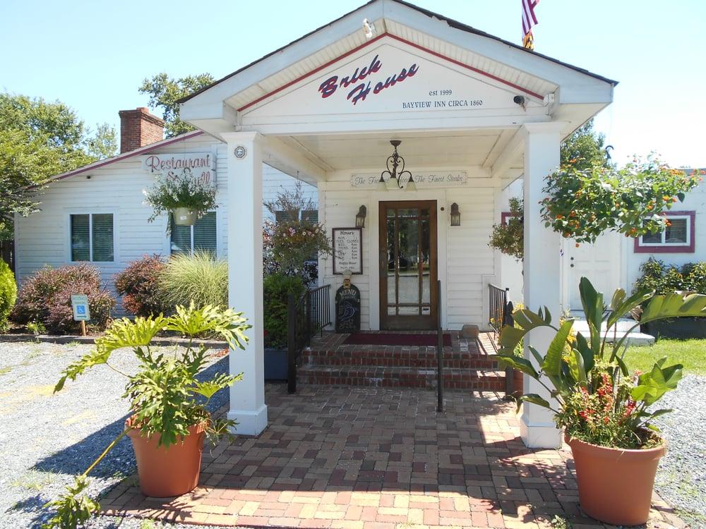 Brick House: 1534 Cedarhurst Rd, Shady Side, MD