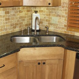 Photo Of Cabinet Factory Outlet Plus Omaha Ne United States Corner Sink