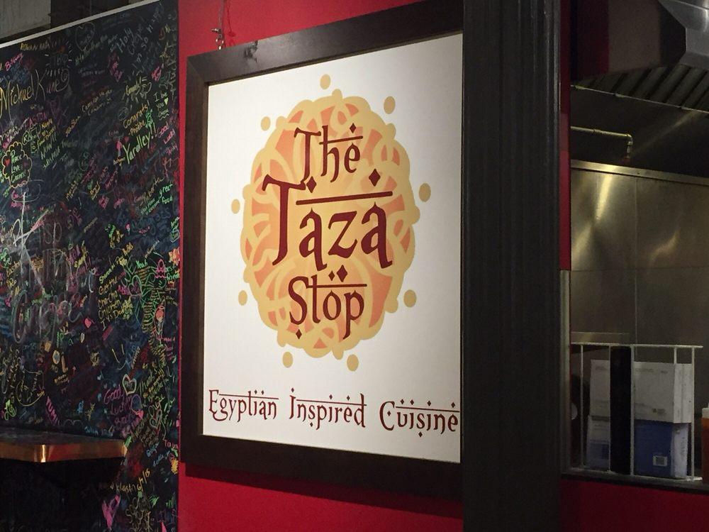 The Taza Stop: 325 Northampton St, Easton, PA
