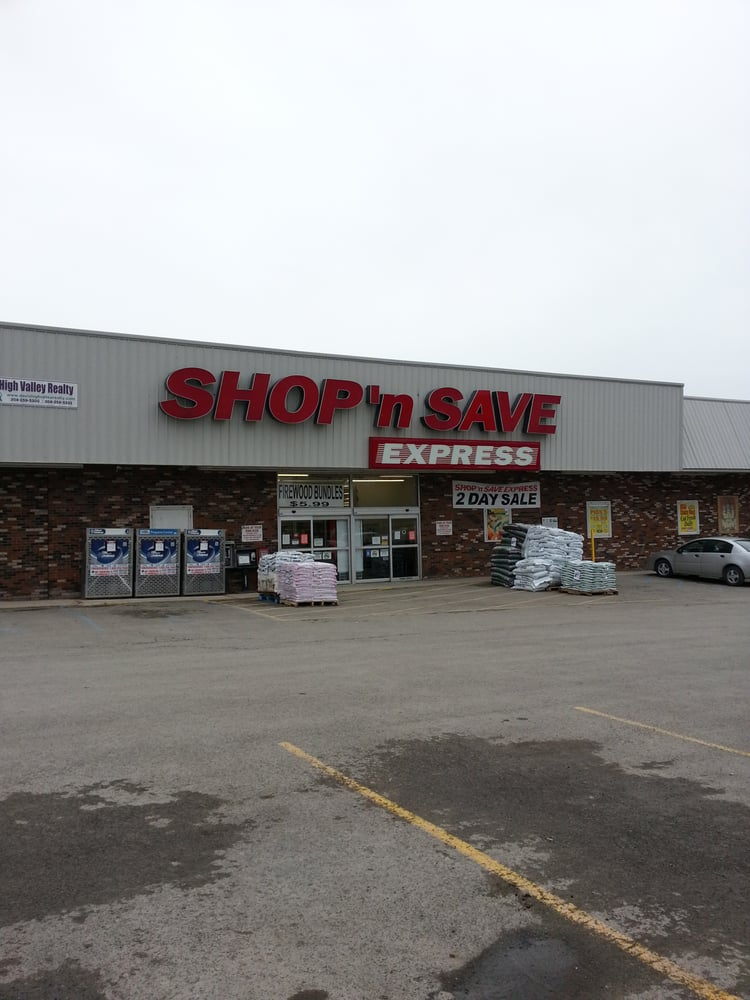 Shop N Save: 371 Williams Ave, Davis, WV