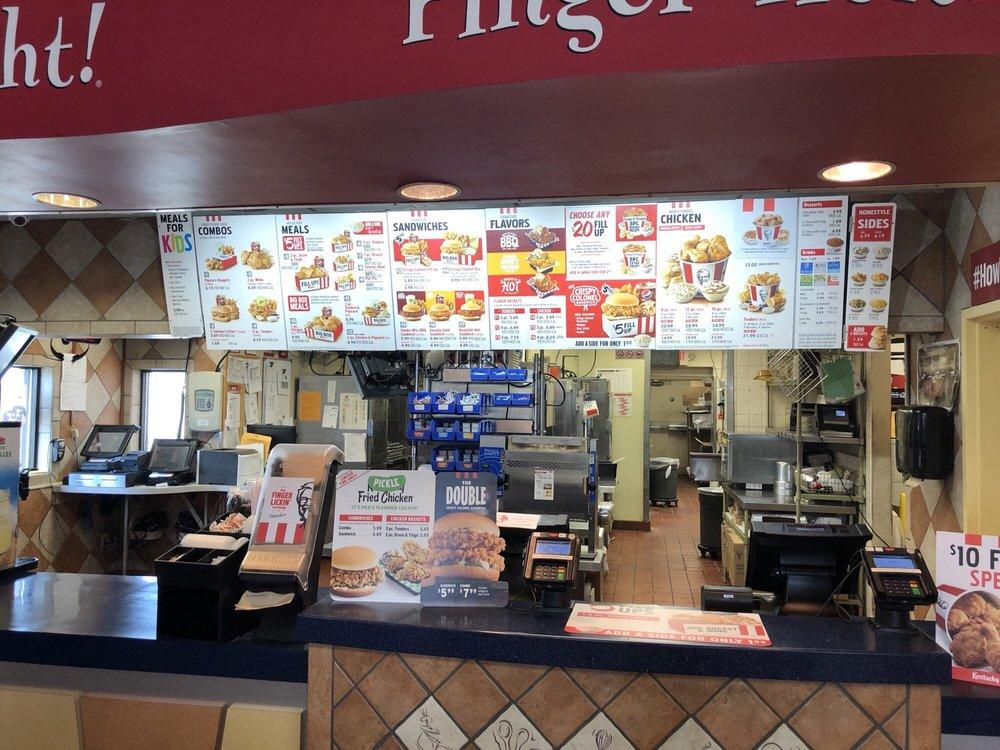 KFC: 1316 N 6th St, Beatrice, NE