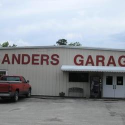 Sanders Garage Of Jacksonville Tires 110 Georgetown Rd