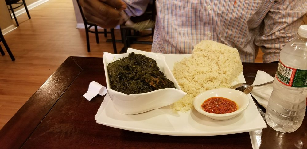 Kings and Queens Liberian Cuisine: 107 Fairfield Ave, Upper Darby, PA