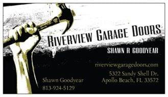 Riverview Garage Doors: 11250 Running Pine Dr, Riverview, FL