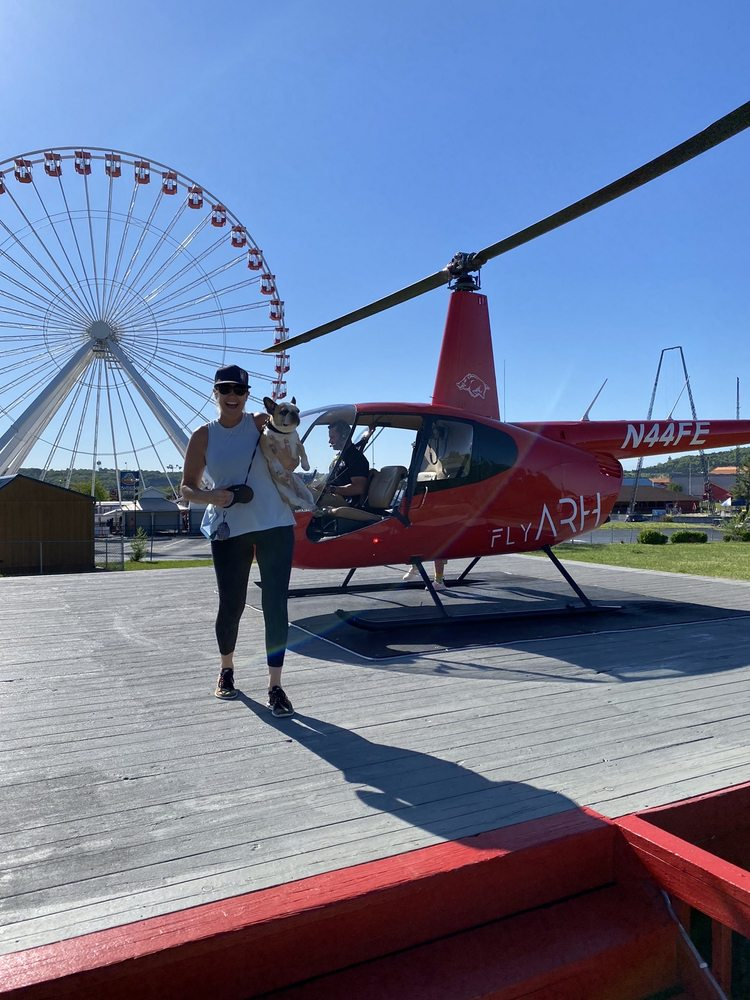 Branson Helicopter Tours: 3309 W 76 Country Blvd, Branson, MO