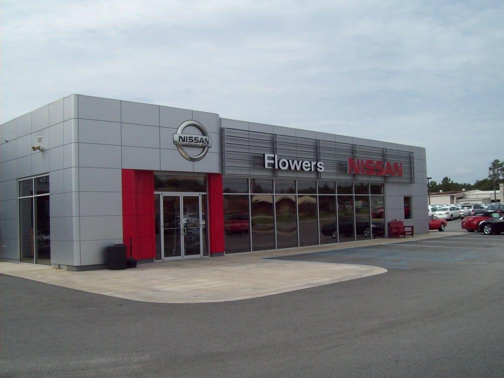 Good Photo Of Flowers Nissan   Thomasville, GA, United States
