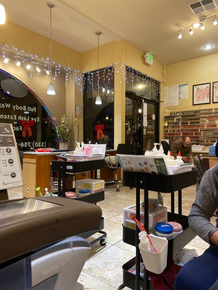 Natural Nails & Spa: 235 F St, Davis, CA