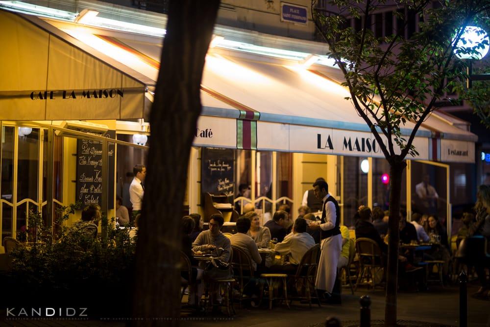 la maison 56 photos 58 avis bistrot 28 place saint ferdinand 17 me paris restaurant. Black Bedroom Furniture Sets. Home Design Ideas