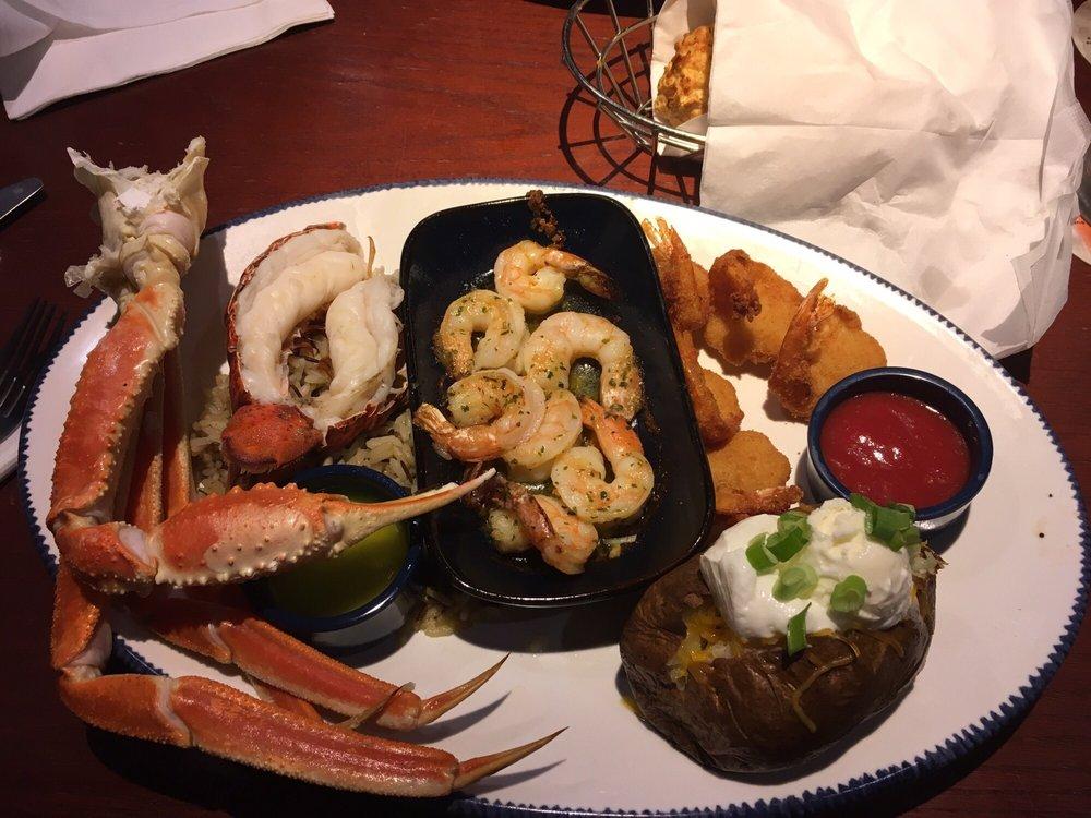 Red Lobster: 3131 S Rangeline Rd, Joplin, MO