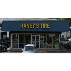 Haney's Tire & Automotive Care: 1663 S Main St, Laurinburg, NC