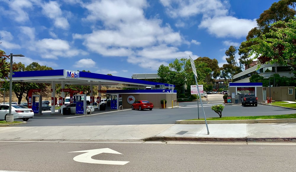 Mobil Gas Card >> Mobil Gas Station And Car Wash Gift Card San Diego Ca