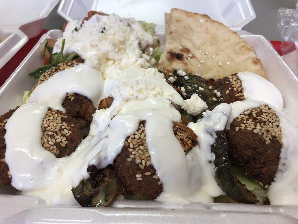 Al Basha Lounge & Restaurant: 203 S Maple St, Lebanon, TN