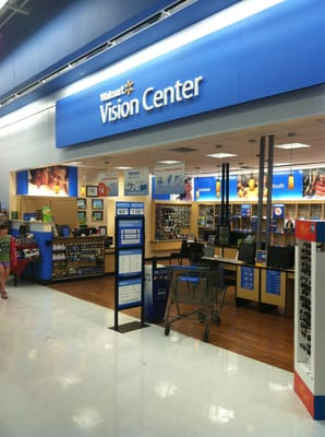 Walmart Vision Center - Optometrists - 3520 Hudson Dr, Stow, OH ...
