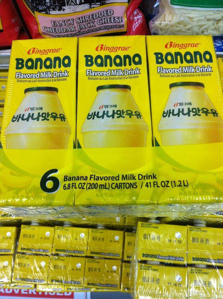 Banana Milk Yelp