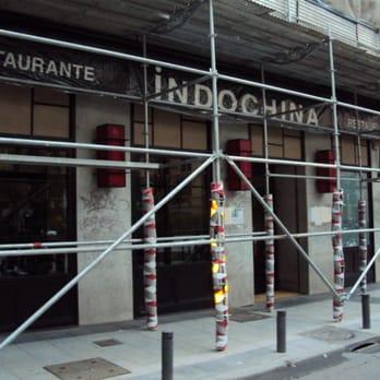 Indochina cerrado coreano calle del barquillo 10 - Restaurante indochina madrid ...
