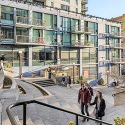 Photo Of Harbor Steps Apartments Seattle Wa United States Exterior