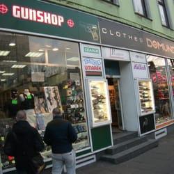 Waffenladen Hamburg Reeperbahn