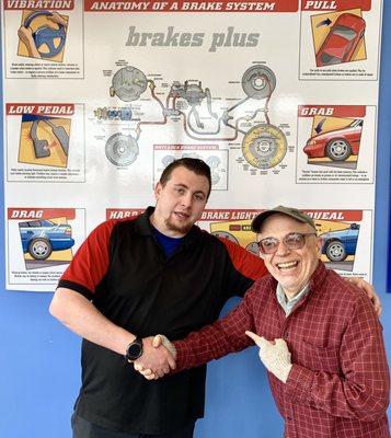 Brakes Plus Near Me >> Brakes Plus 4750 Leetsdale Dr Ste A Denver Co Auto Repair