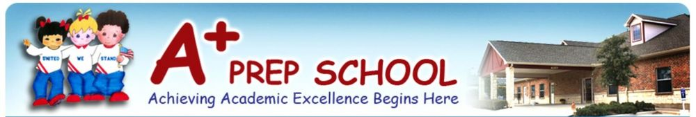 A PLUS PREP SCHOOL: 6509 Independence Pkwy, Plano, TX