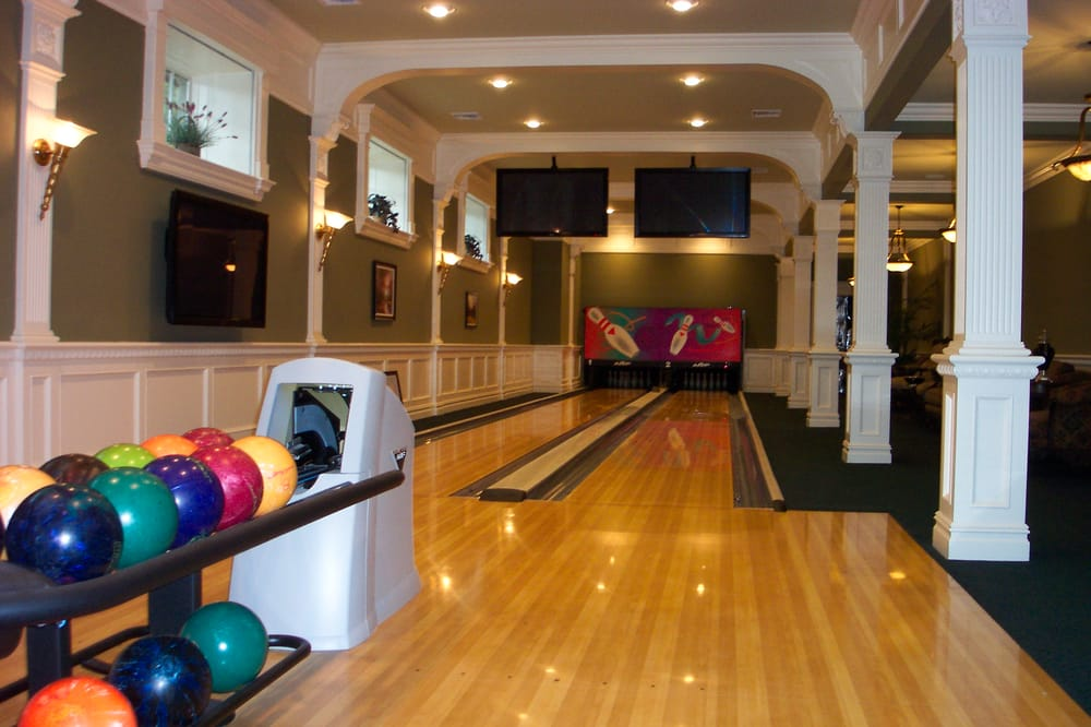 Photo Of Woodbridge Stereo Video Nj United States Residential Bowling