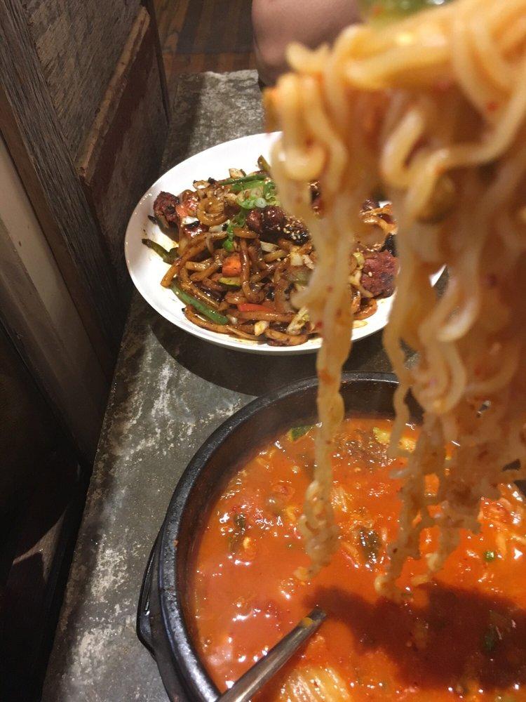 Maru Korean Restaurant & Bar: 412 E Main St, Charlottesville, VA