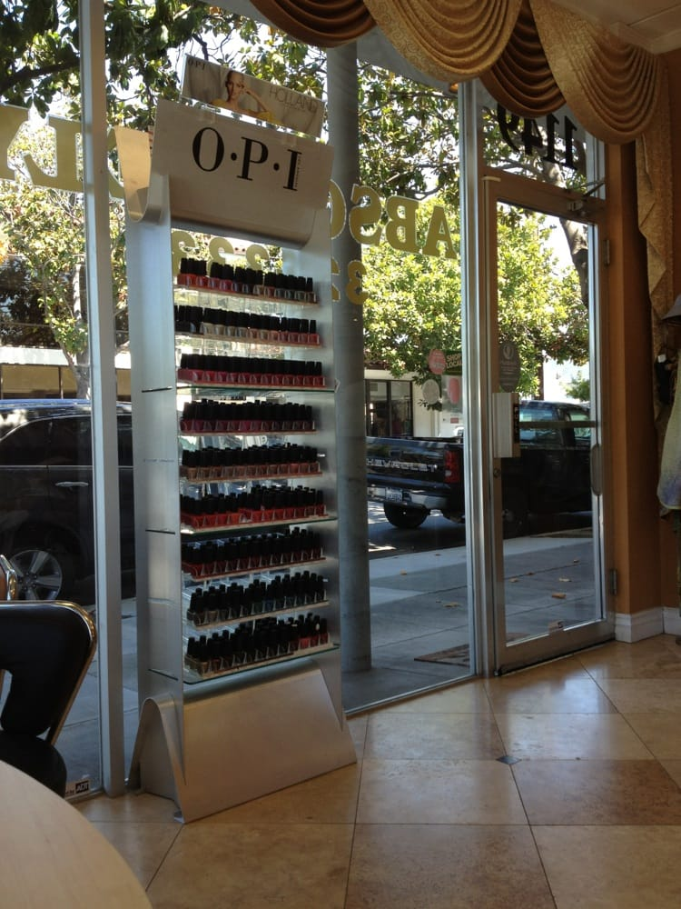 Absolutely Nails And Spa Menlo Park