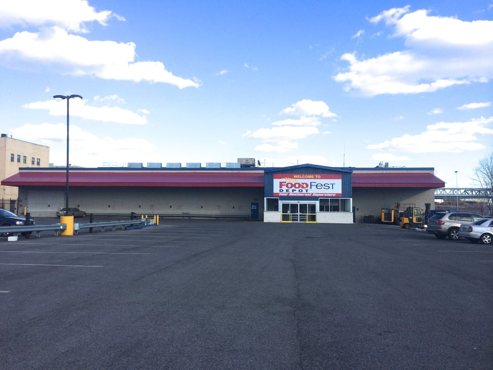 Foodfest Depot - Cash and Carry: 500 E 132nd St, Bronx, NY
