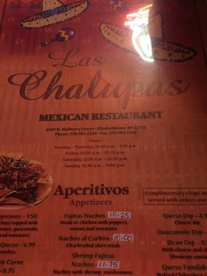 Las Chalupas - 22 Photos & 33 Reviews - Mexican - 1007 N Mulberry St