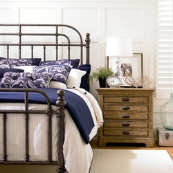 Photo Of Schneiderman S Furniture Plymouth Mn United States Schneidermans Queen Metal