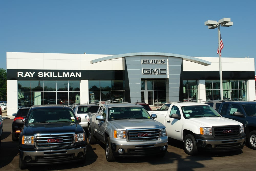 buick dealer in indianapolis in ray skillman buick autos post. Black Bedroom Furniture Sets. Home Design Ideas
