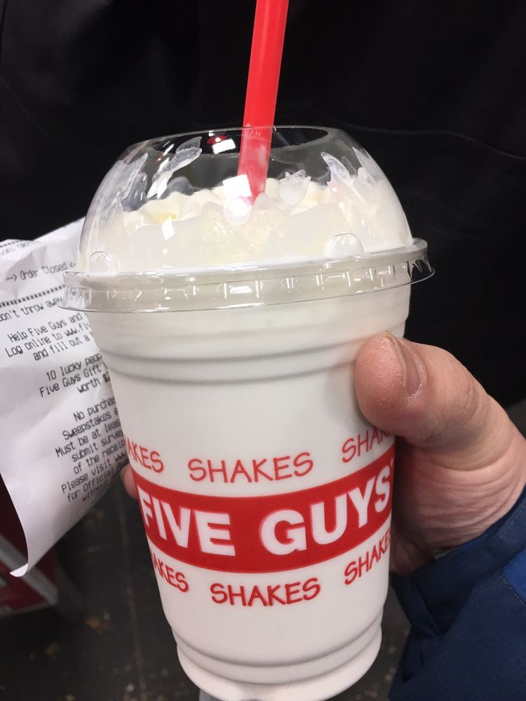 Five Guys: 650 Division Road, Windsor, ON