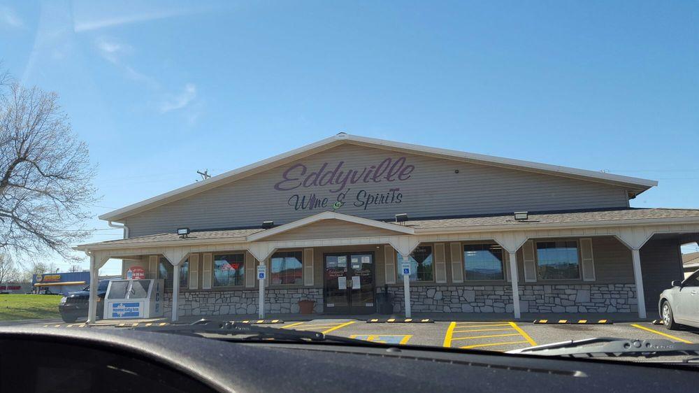 Eddyville wine & spirits: 652 Frank Tanner Ave, Eddyville, KY