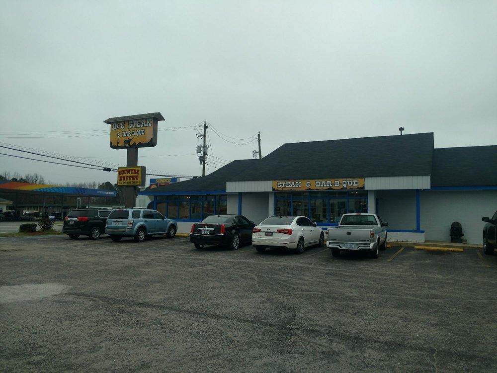 B & C Steak and BBQ: 829 Radford Blvd, Dillon, SC