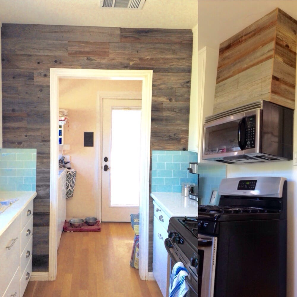 Repurposed Redwood Fence Boards Added As A Ascent Wall And