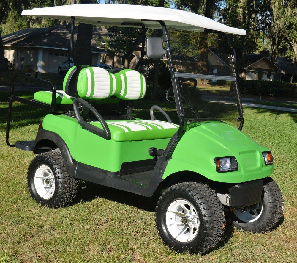 Ahlacarts Golf Carts: 605 West Brannen Rd, Lakeland, FL