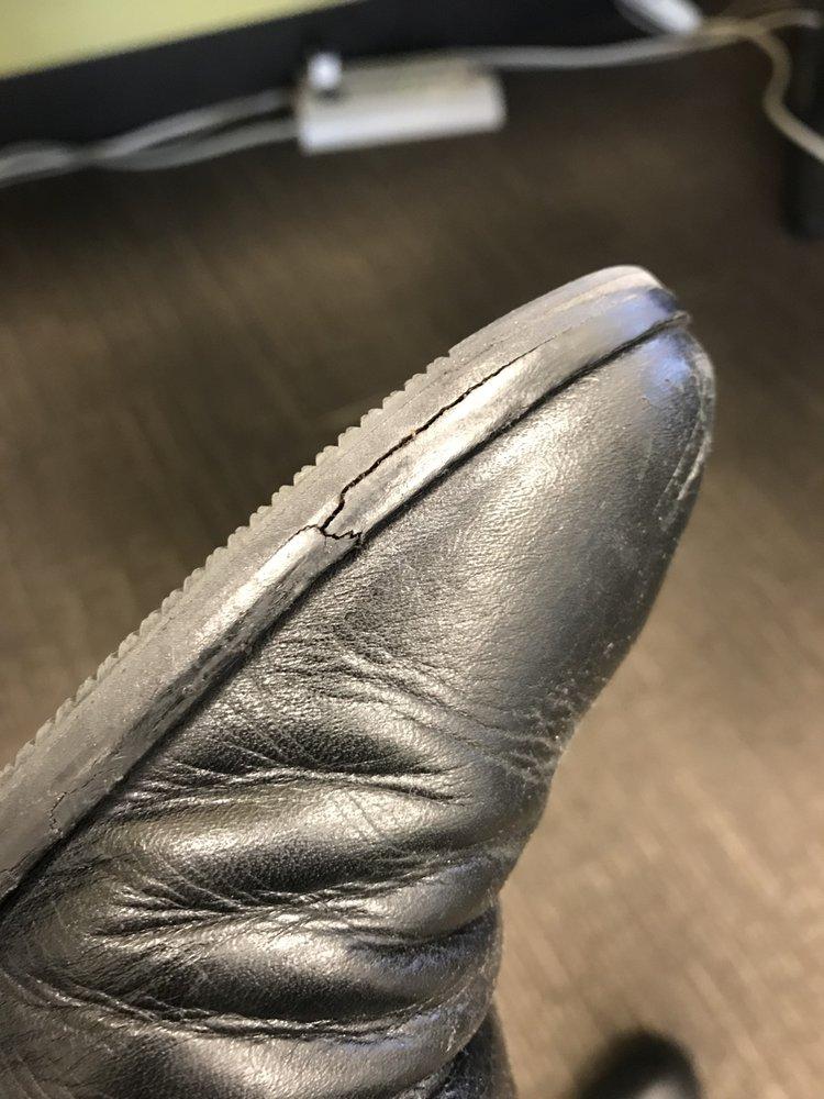 Tip & Top Shoe Service