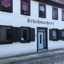 J Siebert Shoe Repair Schloßstr 1 Delitzsch Sachsen Germany