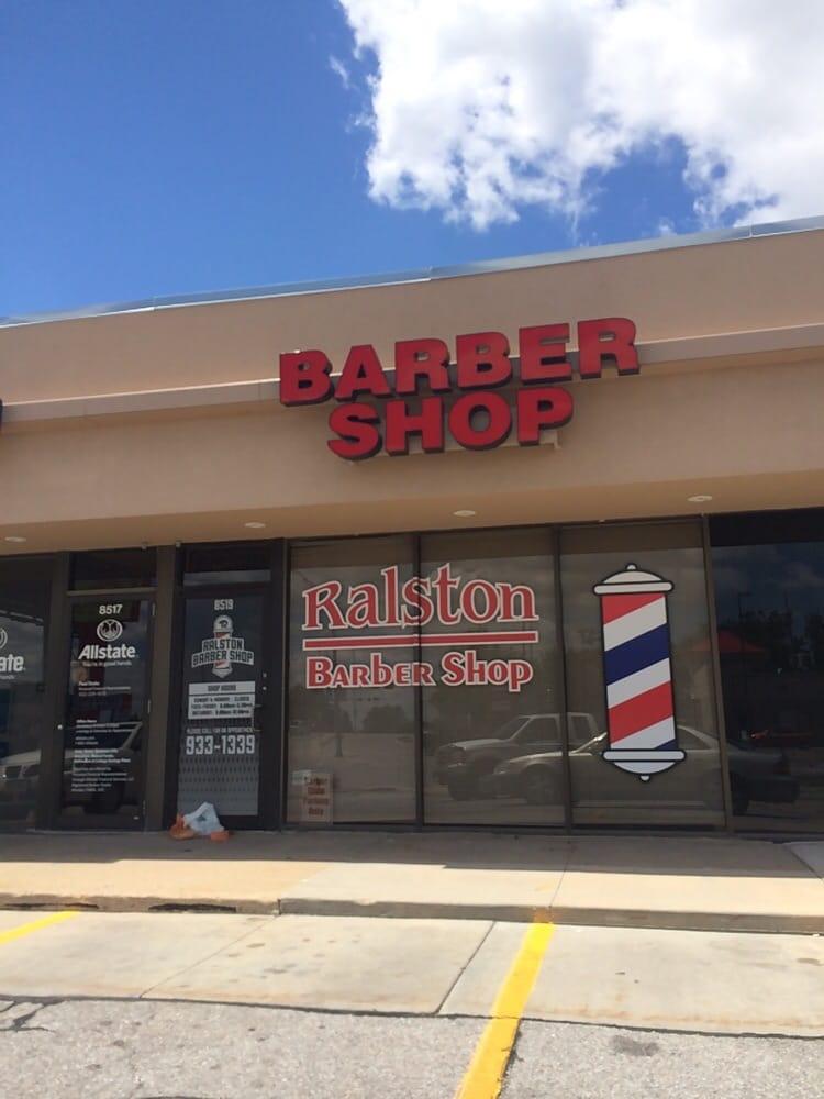 Ralston Barbershop: 8519 Park Dr, Omaha, NE