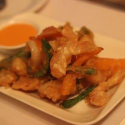 Photo Of Simple Joy Vegetarian Cuisine Honolulu Hi United States Tempura