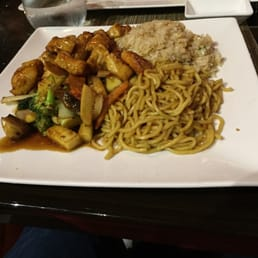 Mizu Hibachi & Sushi - New City, NY, United States. Hibachi Chicken Teriyaki